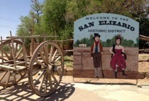 San_Elizario Historic District