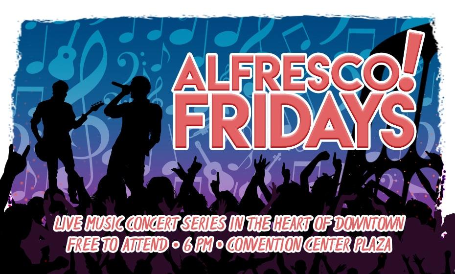 Alfresco! Fridays